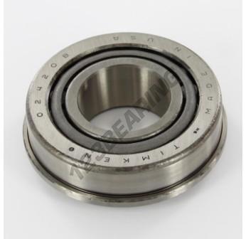 02476-02420-B-TIMKEN - 31.75x68.26x8.73 mm