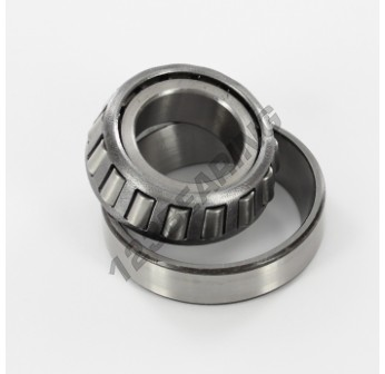 07098-07204-TIMKEN - 24.98x51.99x15.01 mm