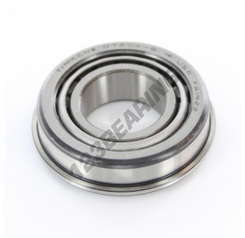 07100-07204B-TIMKEN - 25.4x51.99x15.01 mm