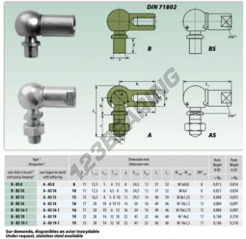 ASL013 - 13x13 mm