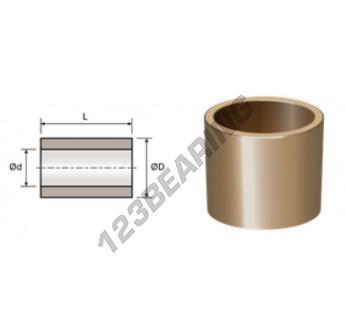 BAI9.525-11.1125-12.7 - 9.53x11.11x12.7 mm