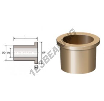 BFMG10-16-22-3-8 - 10x16x8 mm