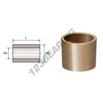 AF141822 - 14x18x22 mm