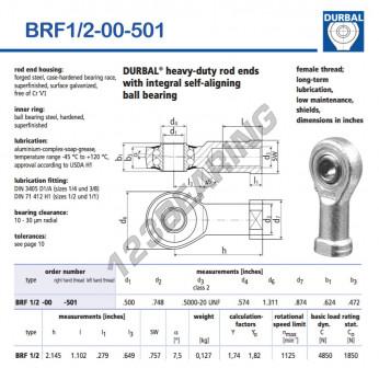 BRF1-2-00-501-DURBAL