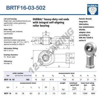 BRTF16-03-502-DURBAL