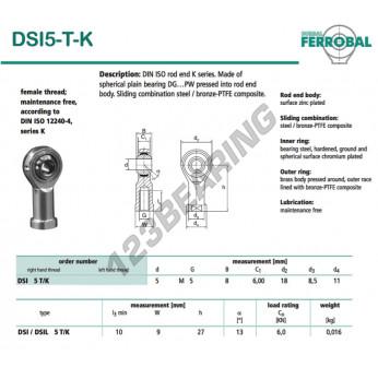 DSI5-T-K-DURBAL