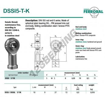 DSSI5-T-K-DURBAL