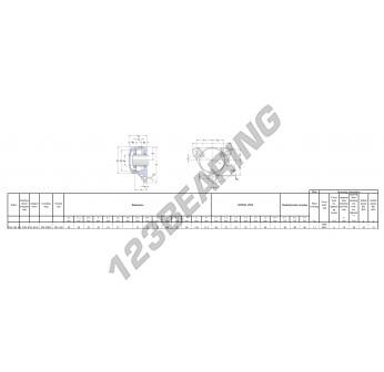 FNL-505-A-C-2205-K-H305-E-SKF
