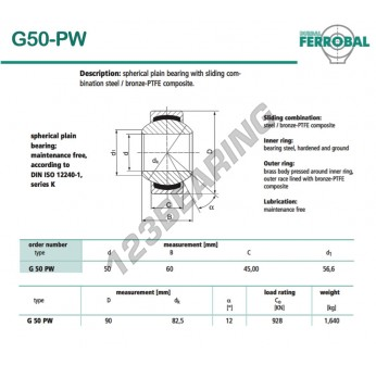 DG50-PW-DURBAL