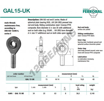 GAL15-UK-DURBAL