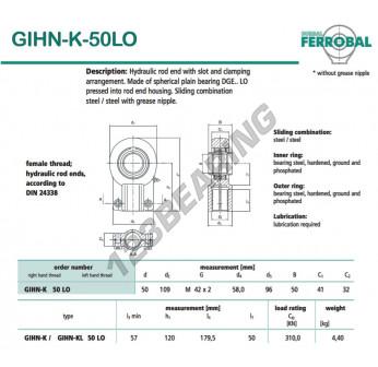GIHN-K-50LO-DURBAL