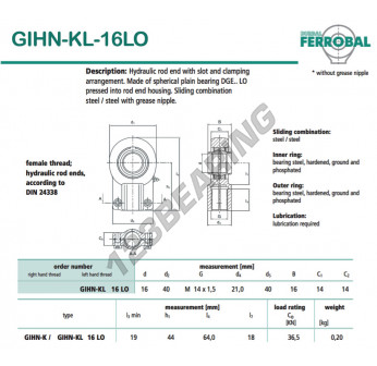GIHN-KL-16LO-DURBAL