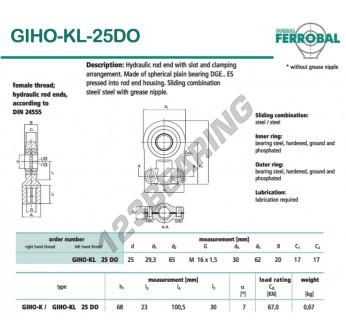 DGIHO-KL-25DO-DURBAL