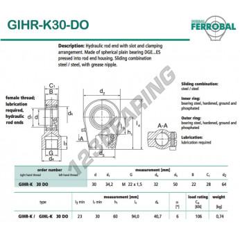 DGIHR-K30-DO-DURBAL