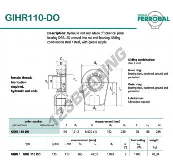 DGIHR110-DO-DURBAL