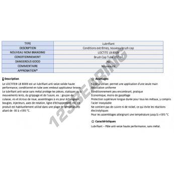 LB-8009-207ML-LOCTITE