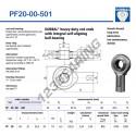 PF20-00-501-DURBAL