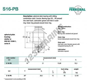 DS16-PB-DURBAL