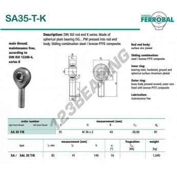 SA35-T-K-DURBAL