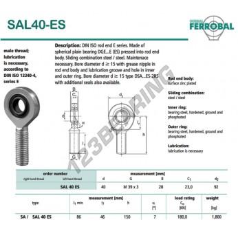 DSAL40-ES-DURBAL