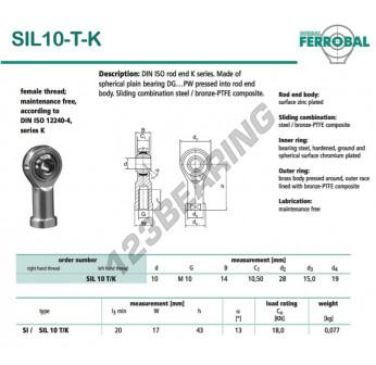 SIL10-T-K-DURBAL
