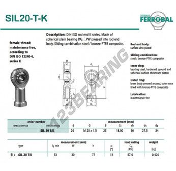 SIL20-T-K-DURBAL